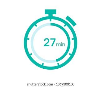 Timer 27 Minutes