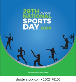29th august national sports day 2020