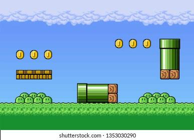 Imágenes Fotos De Stock Y Vectores Sobre Retro Gaming