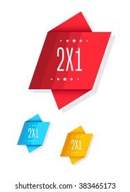 2X1 Tags