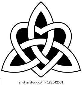 Celtic Heart Images Stock Photos Vectors Shutterstock