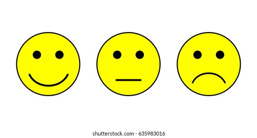 Straight Line Smiley Face Clip Art : Images stock photos vectors shutterstock