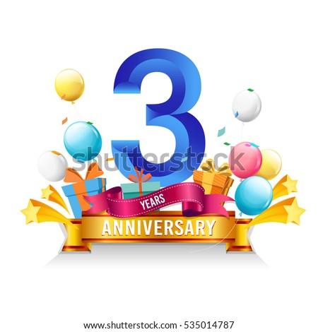 Image result for 3 years