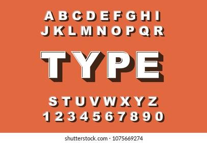 Block Font Images, Stock Photos & Vectors | Shutterstock