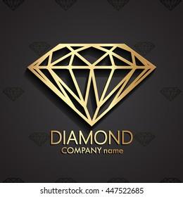 Diamond Logo Images, Stock Photos & Vectors | Shutterstock