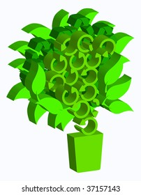 3D Eco Tree
