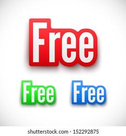 Free Sticker Images, Stock Photos & Vectors | Shutterstock