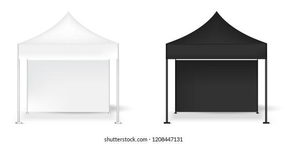 Vectores, imágenes y arte vectorial de stock sobre Exhibition Tents
