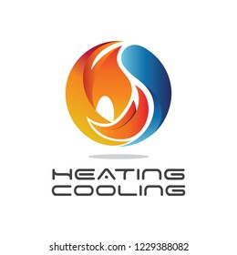 3d modern Heating Cooling