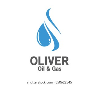 3D oil and gas logo design. Colorful  3D oil and gas logo vector template. oil and gas concept with 3D style design vector.