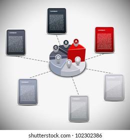 3d Presentation diagram