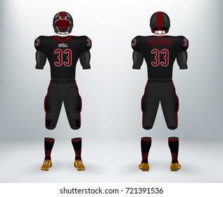 size 40 6ddf3 7bdf3 Football Jersey Images, Stock Photos & Vectors | Shutterstock
