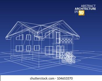 3d vector home