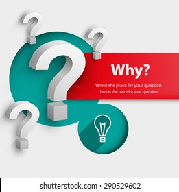 3d web or cover design form for the question