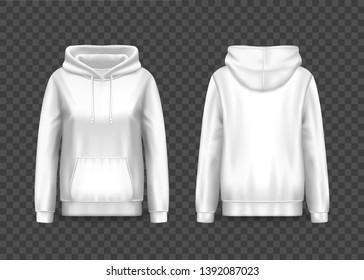 3d woman pullover hoodie or hoody, sweatshirt