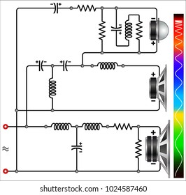 Magnificent Crossover Schematic Diagram Images Stock Photos Vectors Wiring Digital Resources Bemuashebarightsorg