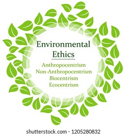 The 4 Environmental Ethics