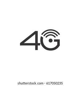 4g logo design