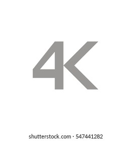 4k Logo Images, Stock Photos & Vectors | Shutterstock