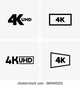 4k labels