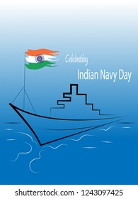 4th December Indian Navy Day