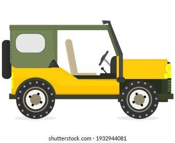 4x4 Off Road Adventure Car