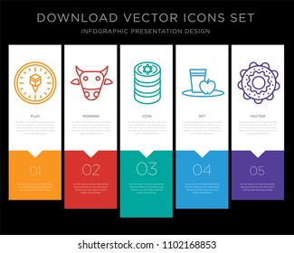 Qibla images stock photos vectors shutterstock 5 vector icons such as qibla sac cow jewish coins diet jewish reheart Gallery