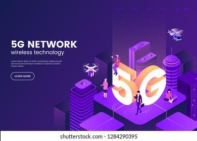 5g Wireless Images, Stock Photos & Vectors | Shutterstock