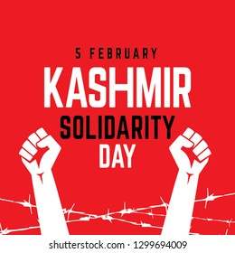 5th February Kashmir Solidarity Day