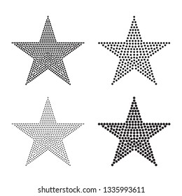 6 inch wide star-shaped blackline for   or studs