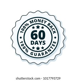 60 Days Money Back illustration