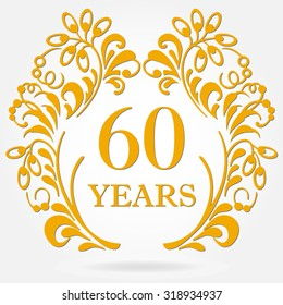 60th Wedding Anniversary Images, Stock Photos & Vectors ...