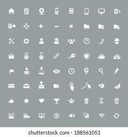64  Useful App Icons