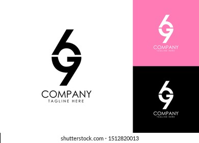 69 Logo design for business sign, sixty nine