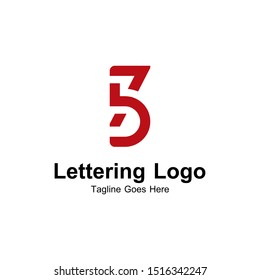 75 Numbering Modern Logo Inspirations