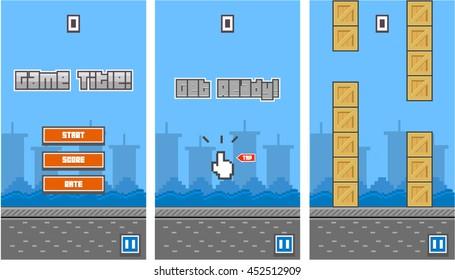 Immagini Foto Stock E Grafica Vettoriale A Tema Pixel Art