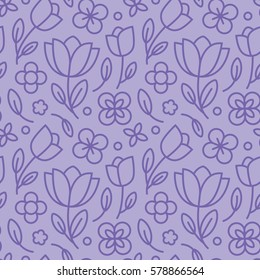 8 march pattern floral flower seamless tulip, beautiful, valentine`s day, leaf, plant, woman, holiday, cute, postcard