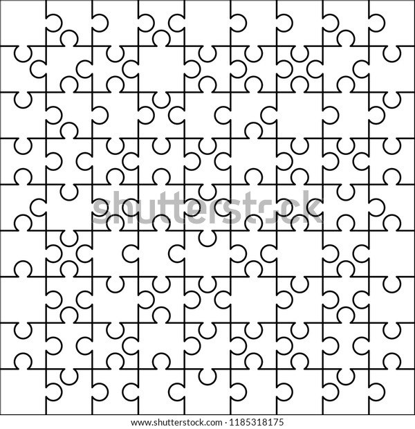 It's just a photo of Printable Puzzle Piece Template intended for cut out
