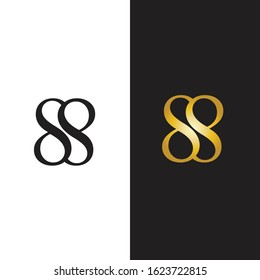 88 logo design with simple style good for your business