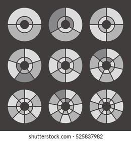 9 infographics chart