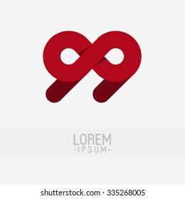 9 logo design