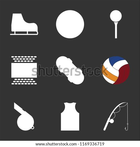 9 Simple Transparent Vector Icon Pack Stock Vector Royalty Free