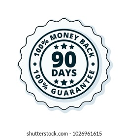 90 Days Money Back illustration