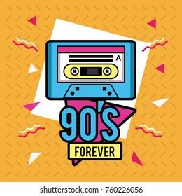 90s forever design