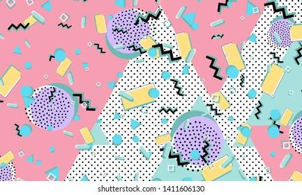 90s Pattern Images, Stock Photos & Vectors | Shutterstock