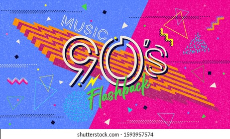 90s Music High Res Stock Images Shutterstock