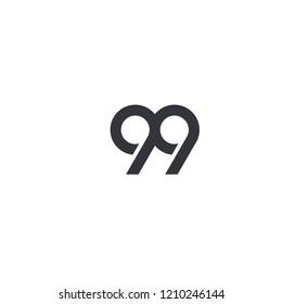 99 icon designs vector