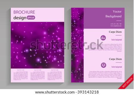 a 4 professional brochure template professional brochure template