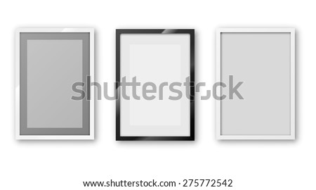 A 6 A 5 A 4 A 3 Other Format Stock Vector (Royalty Free) 275772542 ...