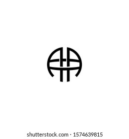 AA Letter Logo Business Template Vector icon